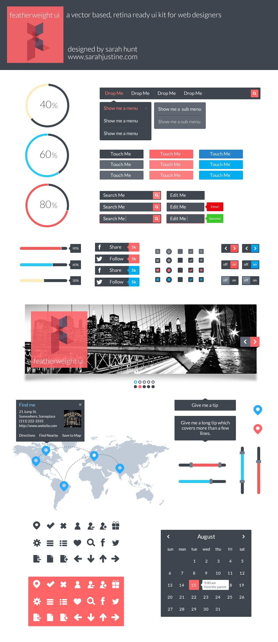 best ui ux vector download